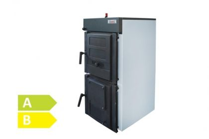 Чугунен котел Bisolid NEW K5 26-40kW