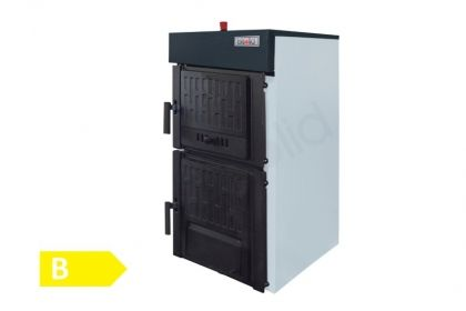 Чугунен котел Bisolid NEW J4 18-26kW